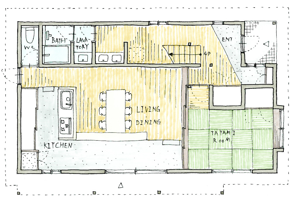 Neo House Tokyo練馬 1F